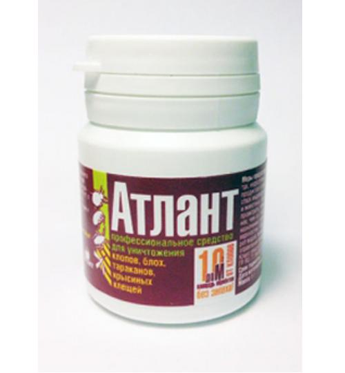 фото упаковки средства от тараканов Атлант