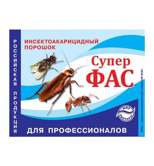 фото средство для дезинфекции Супер ФАС